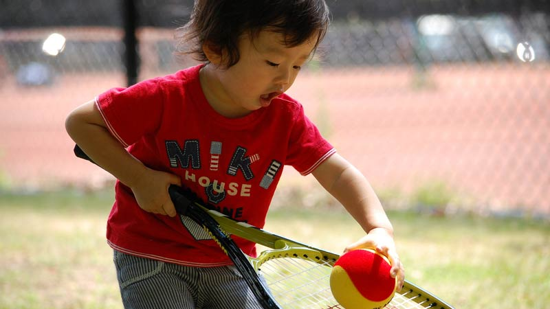 coaching 2 to 3 years olds