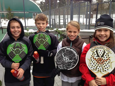 platform tennis juniors