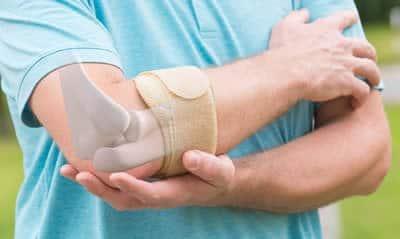 how to make a tennis elbow splint