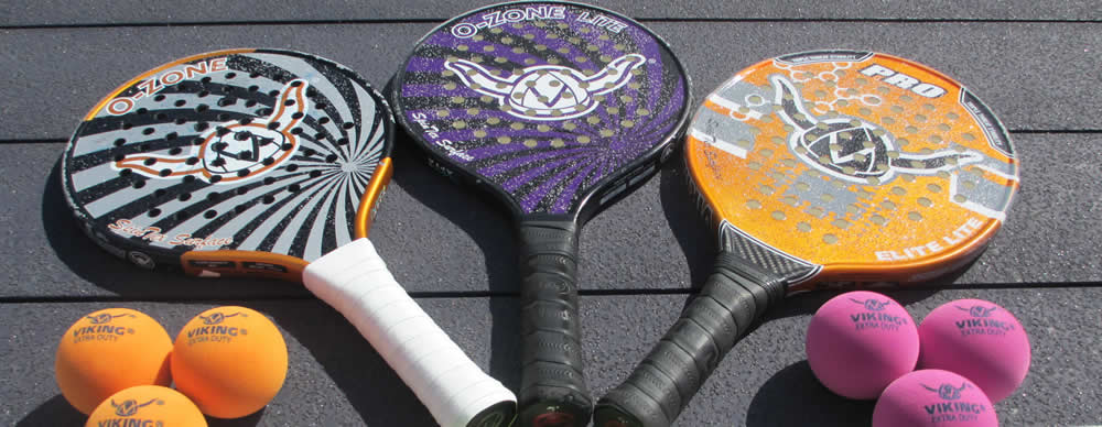 Platform Tennis Equipment